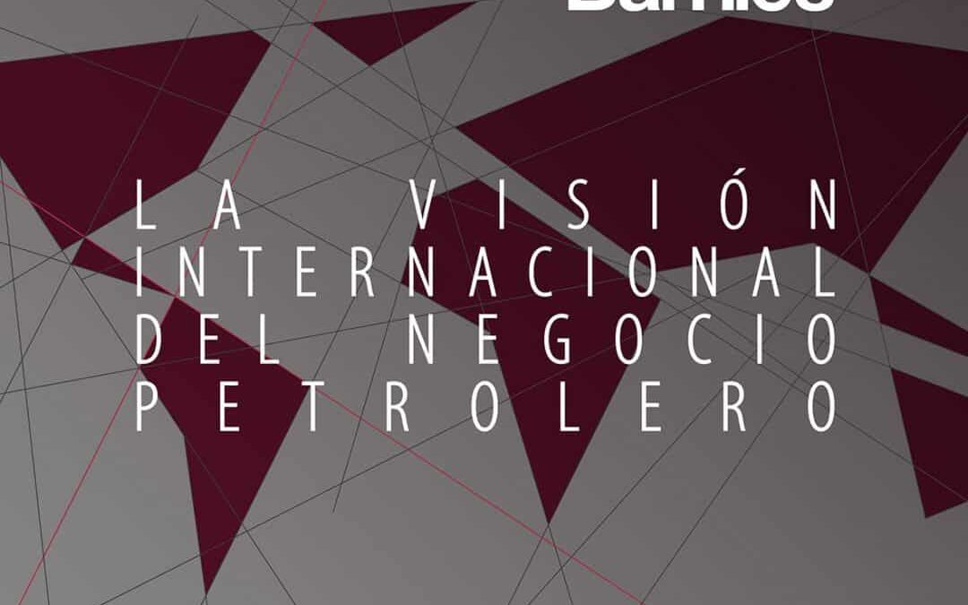 Revista Barriles en formato digital, primera edición. Diseñada y montada por Grafox