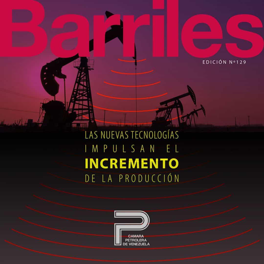 Barriles 129 Portada