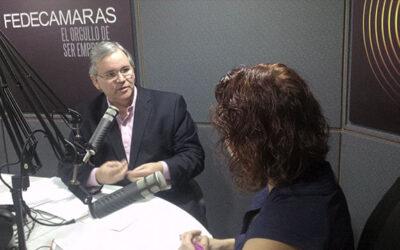 Inicio de Transmisiones de Fedecámaras Radio