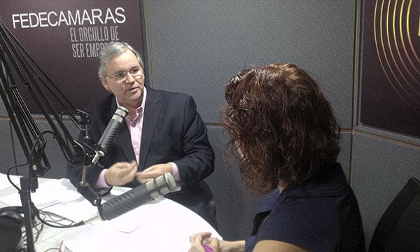 Federadio Entrevista Inaugural